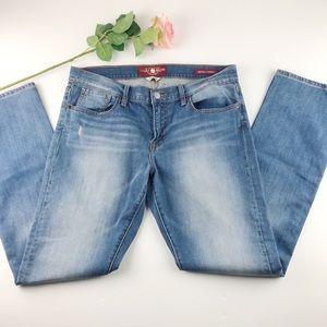 Lucky Brand Sienna Tomboy Lightwash Jeans Sz 12/31